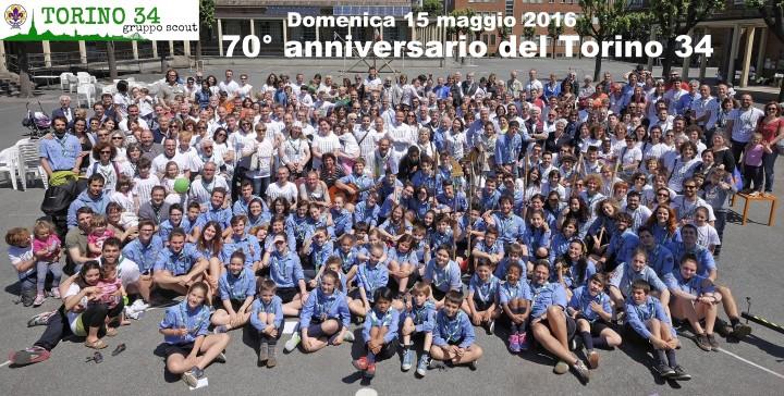 Scout Torino 34 70°